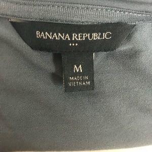 Banana Republic Tops - Banana Republic Soft Grey Tank Top